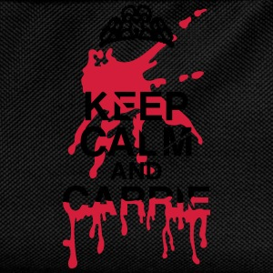 Keep calm Carrie Tee shirts - Sac à dos Enfant