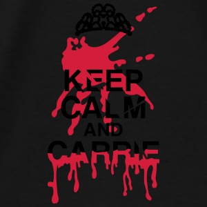 Keep calm Carrie Sweat-shirts - T-shirt Premium Homme