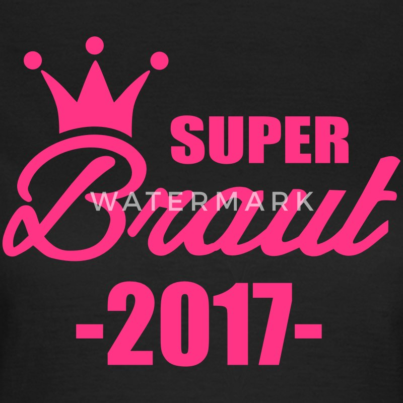 Braut 2017 T-Shirts - Frauen T-Shirt