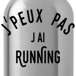 j'ai running Manches longues - Gourde