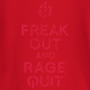 keep calm rage quit T-Shirts - Baby Long Sleeve T-Shirt