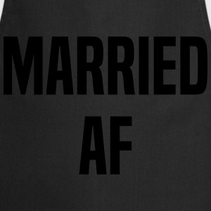 Married AF T-Shirts - Cooking Apron