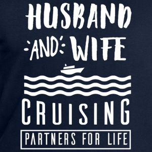 Husband and wife T-Shirts - Men's Sweatshirt by Stanley & Stella