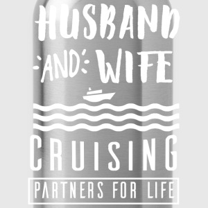 Husband and wife T-Shirts - Water Bottle