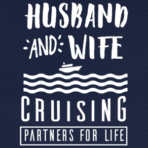 Husband and wife Hoodies & Sweatshirts - Baseball Cap