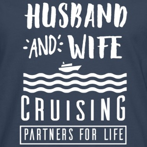 Husband and wife Hoodies & Sweatshirts - Men's Premium Longsleeve Shirt
