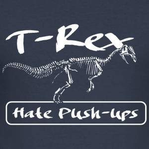 T-Rex  Hoodies & Sweatshirts - Men's Slim Fit T-Shirt