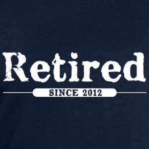 Retired since 2013 T-Shirts - Men's Sweatshirt by Stanley & Stella
