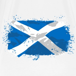 Scotland Flag  Tops - Männer Premium T-Shirt