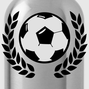 football T-Shirts - Water Bottle