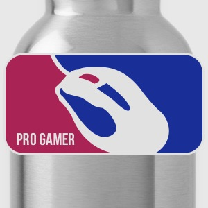 pro gamer T-Shirts - Trinkflasche