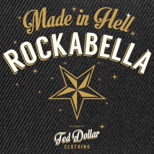 Rockabella-made-in-Hell Tee shirts - Casquette snapback