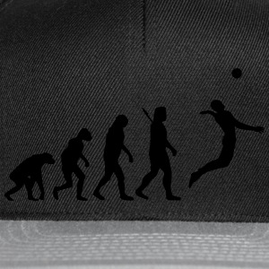 Evolution Beachvolleyball Langarmshirts - Snapback Cap