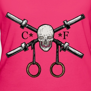 Crossfit Lifter Sweat-shirts - T-shirt Bio Femme
