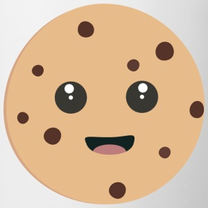 chocolate Chip Cookie kawaii Odzież sportowa - Kubek