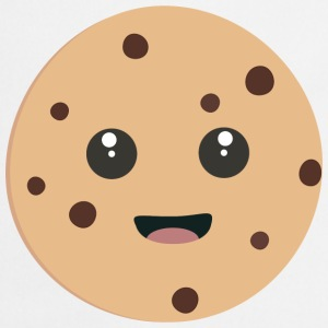 chocolate Chip Cookie kawaii Laukut ja reput - Esiliina