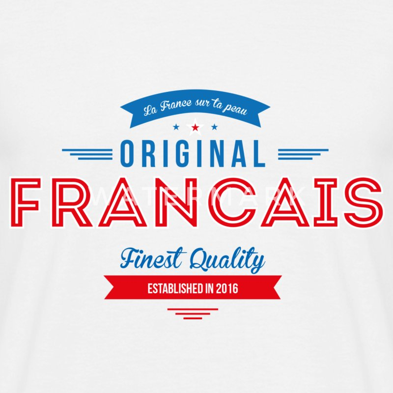 France Original Français Finest quality THBC - T-shirt Homme