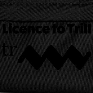 Licence to trill T-Shirts - Kids' Backpack