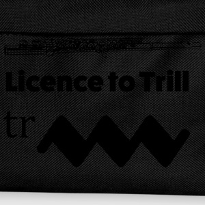 Licence to trill Flute T-Shirts - Kinder Rucksack