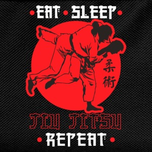 Eat, Sleep, Jiu Jitsu, Repeat - Kids' Backpack
