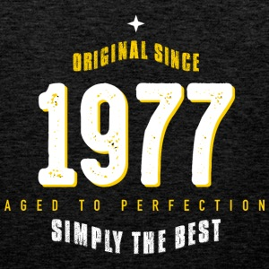original since 1977 simply the best 40th birthday - Männer Premium Tank Top