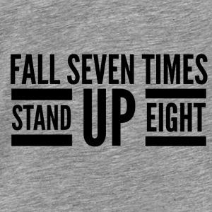 Stand up Sweaters - Mannen Premium T-shirt