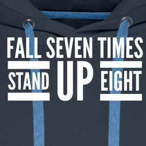 Stand up T-Shirts - Men's Premium Hoodie