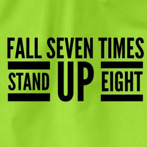 Stand up T-shirts - Gymtas