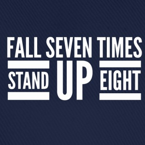 Stand up T-Shirts - Baseballkappe