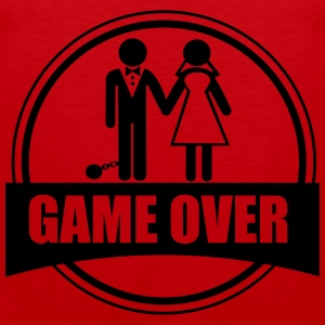 Game Over  - Herre Premium tanktop