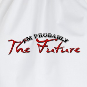 i'm the future T-Shirts - Drawstring Bag