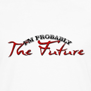 i'm the future T-Shirts - Men's Premium Longsleeve Shirt