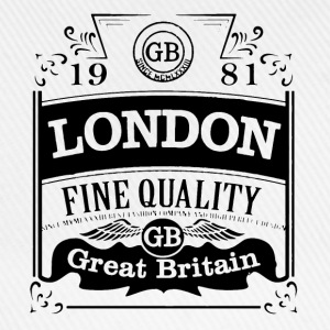 london GB T-Shirts - Baseball Cap