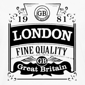 london GB T-Shirts - Men's Premium Longsleeve Shirt