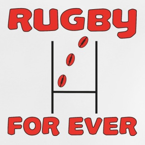 Rugby for ever T-shirts - Baby-T-shirt