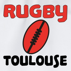 Rugby toulouse T-shirts - Gymtas