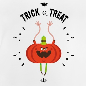 trick or treat Langarmshirts - Baby T-Shirt