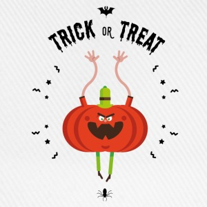 trick or treat T-Shirts - Baseballkappe