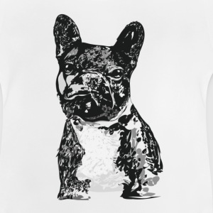 PICKLE The French Bulldog Shirts - Baby T-Shirt