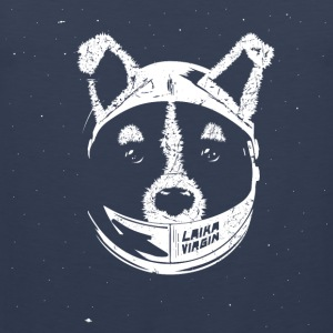 Laika Virgin - Men's Premium Tank Top