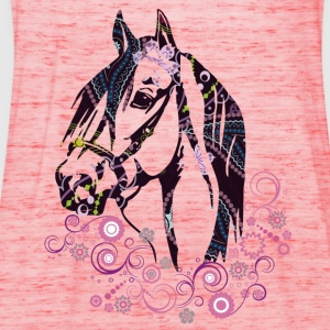 Cavallo_Country Style t-shirt - Top da donna della marca Bella