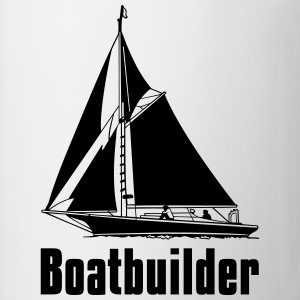 Boatbuilder T-Shirts - Mug