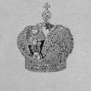 Crown of the Russian Empire Shirts - Baby T-Shirt