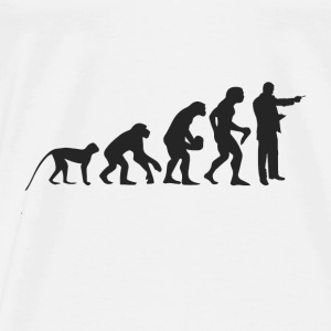 Evolution Business Tasker & rygsække - Herre premium T-shirt