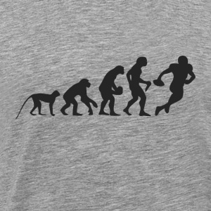 Evolution Football Manches longues - T-shirt Premium Homme