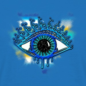Eye - bearer of light, symbol of clarity Vesker & ryggsekker - T-skjorte for menn