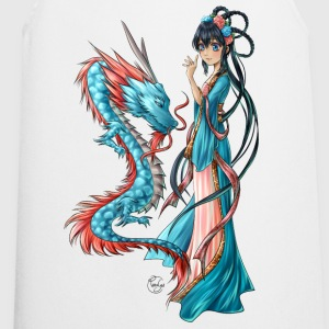 Blue Dragon Tee shirts - Tablier de cuisine