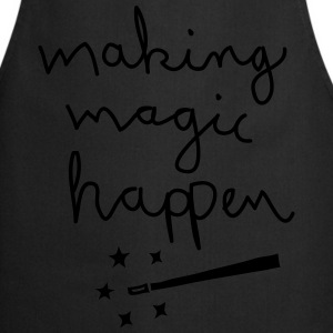 Making Magic Happen T-shirts - Forklæde