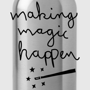 Making Magic Happen T-skjorter - Drikkeflaske