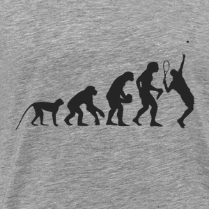 Evolution Tennis Sweat-shirts - T-shirt Premium Homme